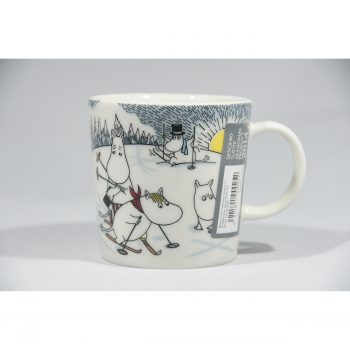 Moomin Mug Skiing with Mr.Brisk