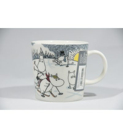 Moomin Mug Skiing with Mr.Brisk