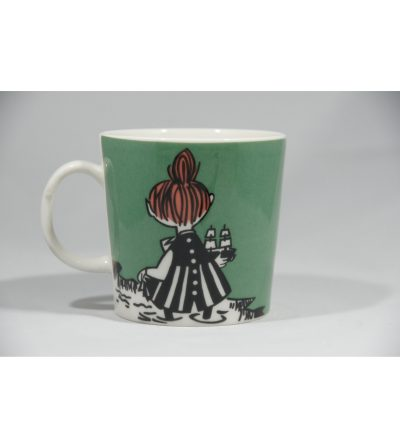 Moomin Mug Little My Sliding