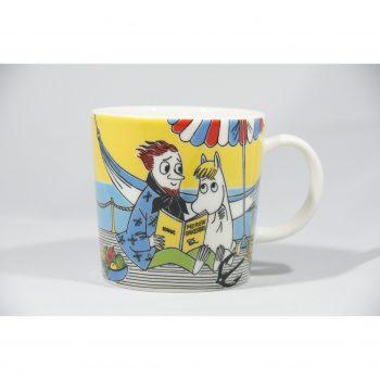 Moomin Mug Snorkmaiden and the Poet