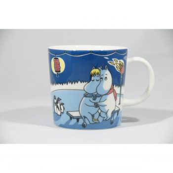 Moomin Mug Winter Bonfire