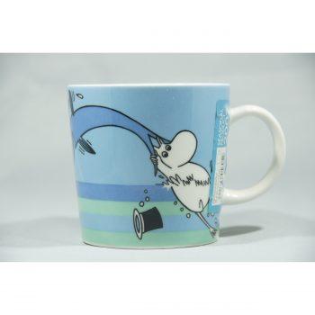 Moomin Mug Dolphin Dive