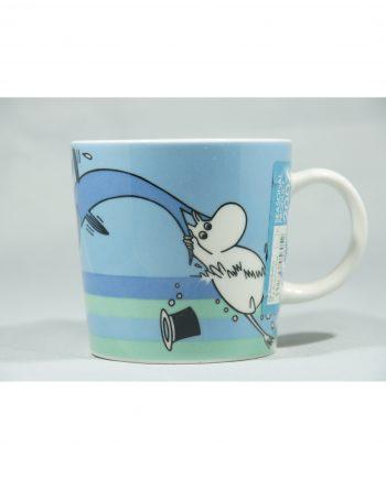 Muumimuki Delfiinisukellus Tarra