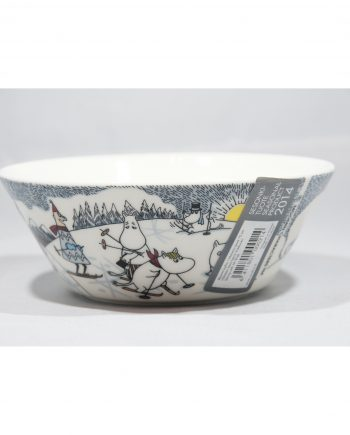 Moomin Bowl Skiing with Mr.Brisk