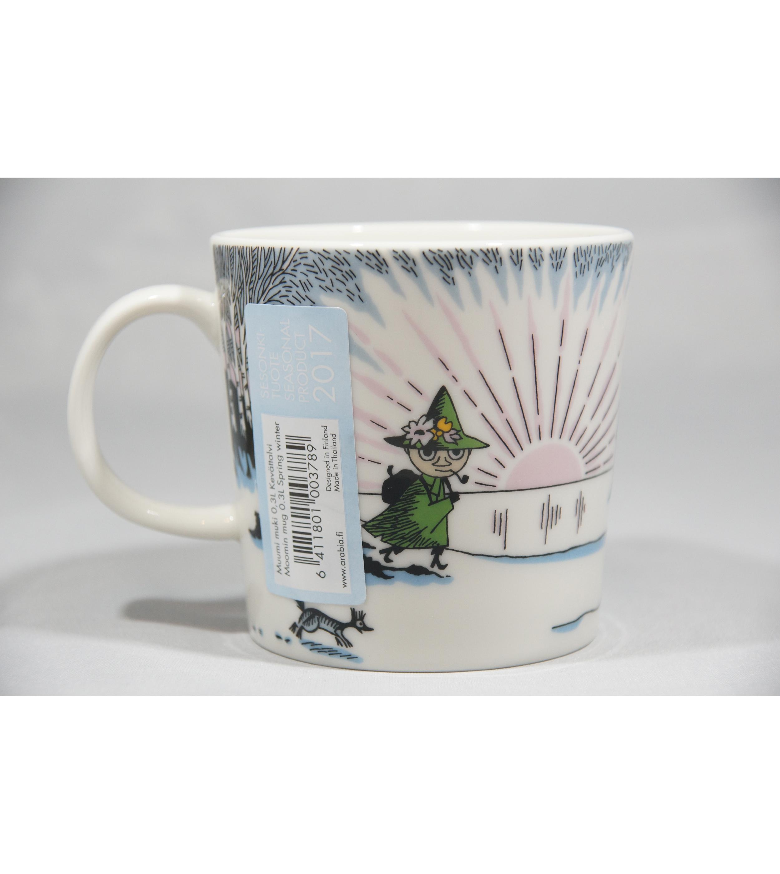 Moomin Mug Spring Winter