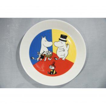 Moomin Plate Family