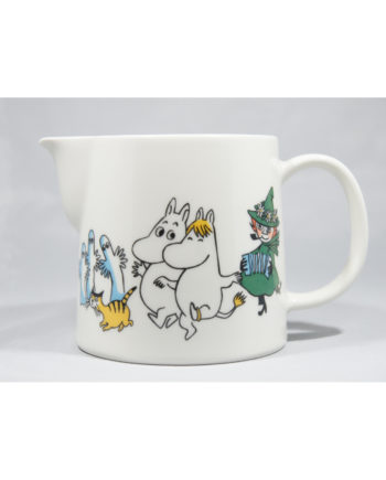 Moomin Pitcher Happy Family