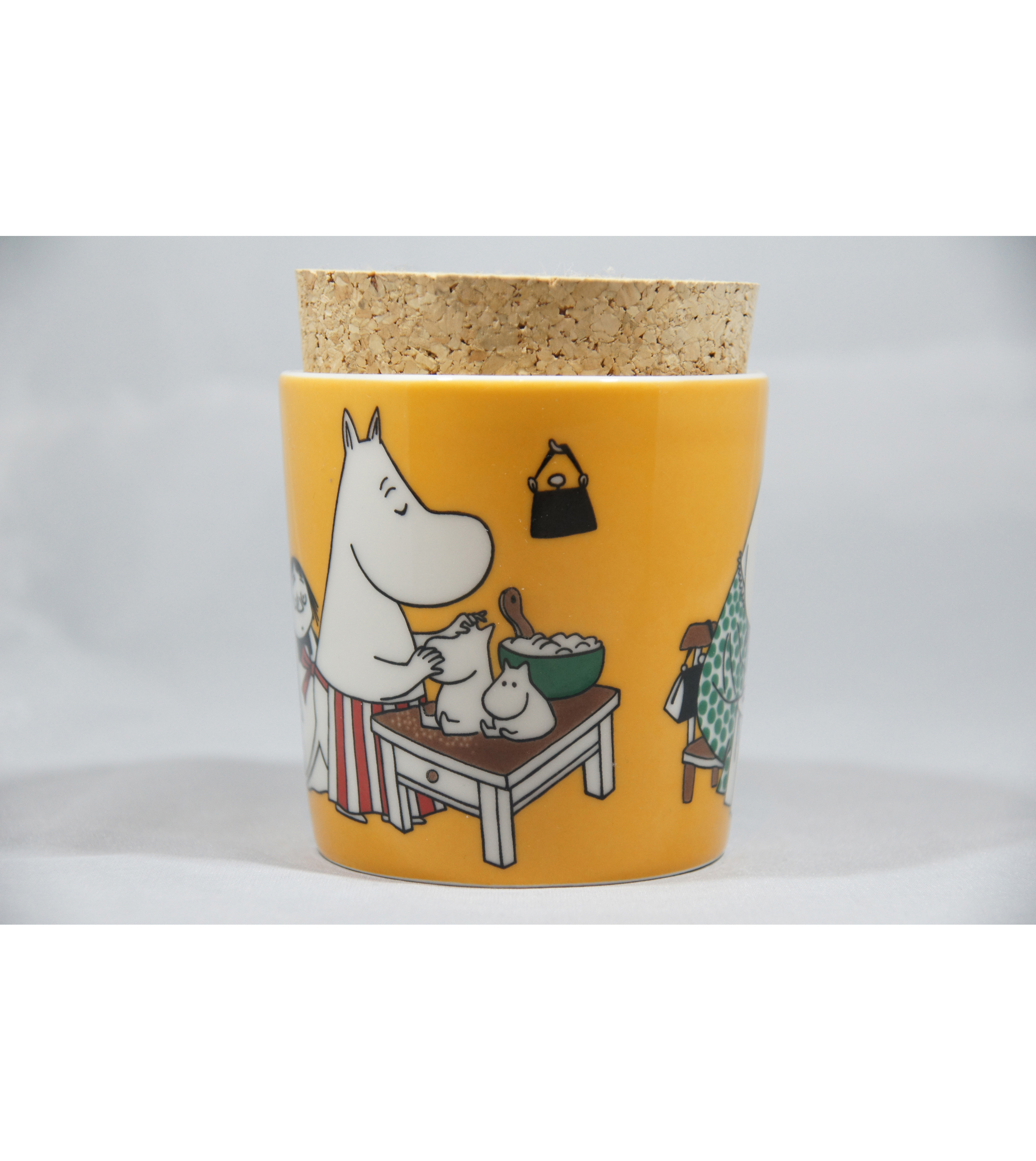 Moomin Jar Moomin Mamma's Day