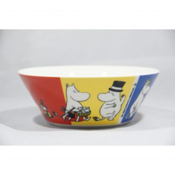 Moomin Bowl Family