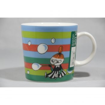 Moomin Mug Soap Bubbles