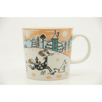 Moomin Mug Moominvalley Park Japan