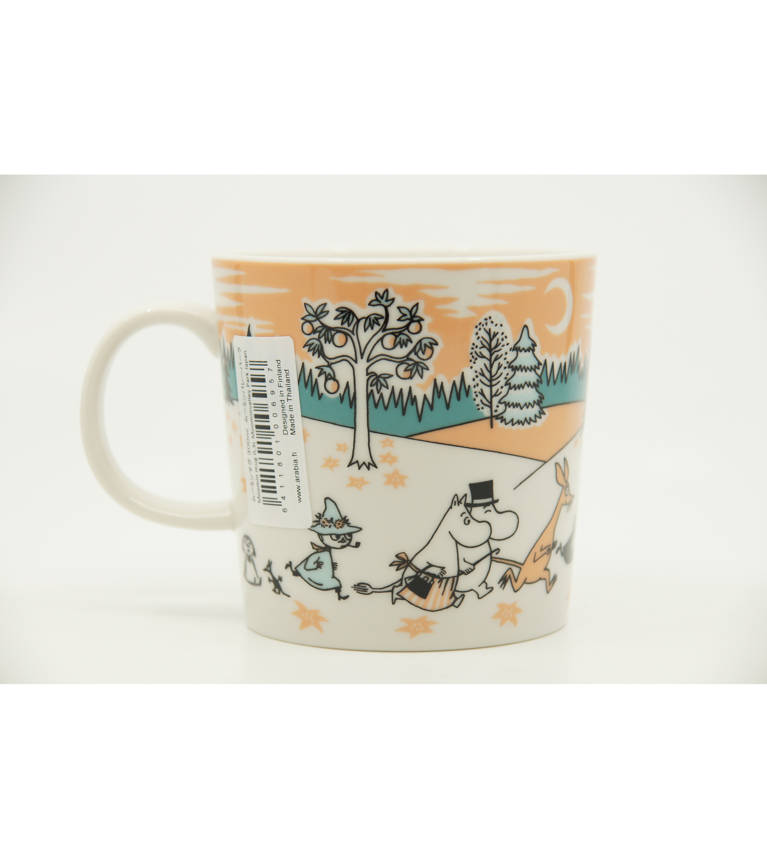 Moomin Mug Moominvalley Park Japan