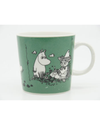 Moomin Mug Dark Green