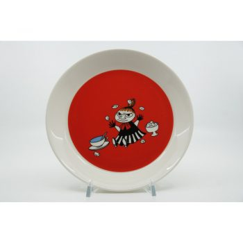 Moomin Plate Little My