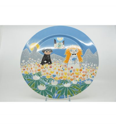 Moomin Serving Plate Friendship