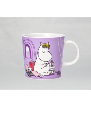 Moomin Mug Snorkmaiden purple
