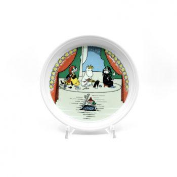 Moomin Plate Midsummer Madness