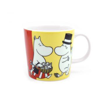 Moomin Mug Family