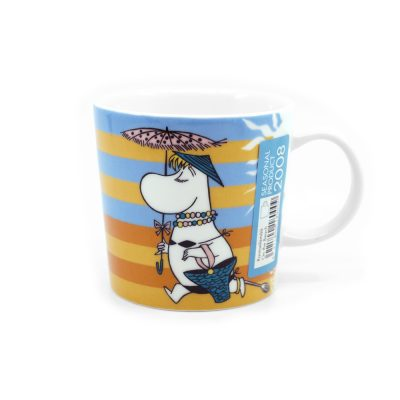 Moomin Mug On the Beach