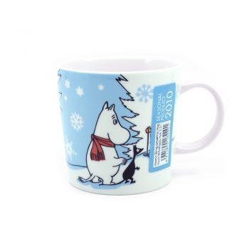 Moomin Mug Skiing Competition