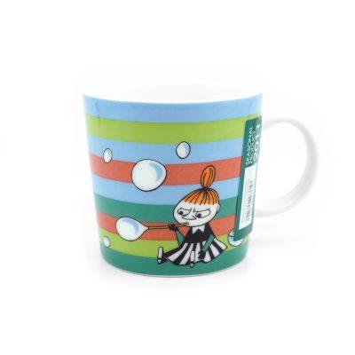 Moomin Mug Soap Bubbles