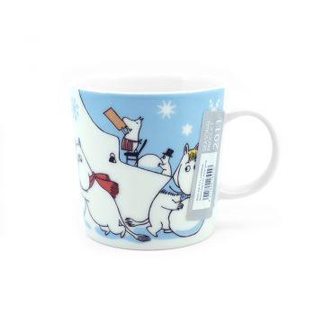 Moomin Mug Winter Games