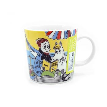 Moomin Mug Snorkmaiden and the Poet
