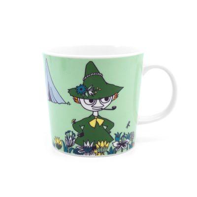 Moomin Mug Snufkin, green