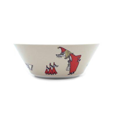 Moomin Bowl Fillyjonk