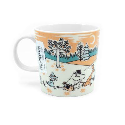 Moomin Mug Moominvalley Park Japan 1st Anniversary