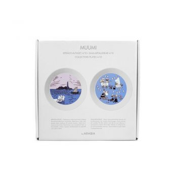 Moomin Collector's Plates 4/10 (2017) *NEW*