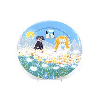 Moomin Serving Plate Friendship
