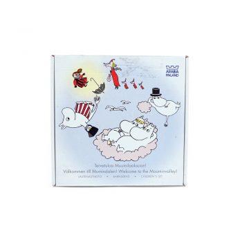 Moomin Children's set Flying Moomin