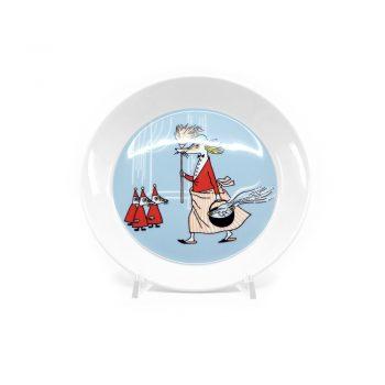 Moomin Plate Fillyjonk (2021-)