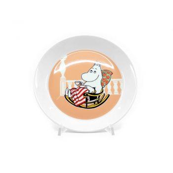 Moomin Plate Moominmamma Marmalade