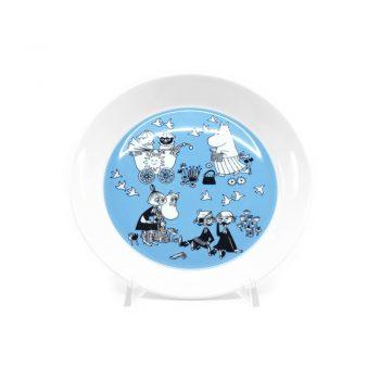 Moomin Plate Peace