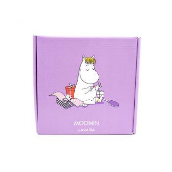 Moomin Snorkmaiden Lila, mug+plate set