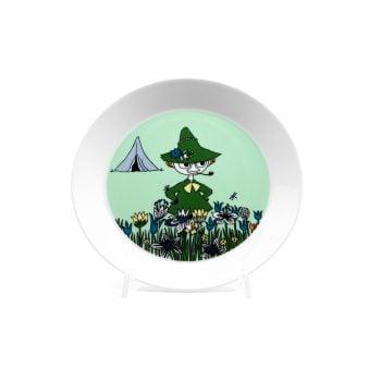 Muumilautanen Nuuskamuikkunen, vihreä
