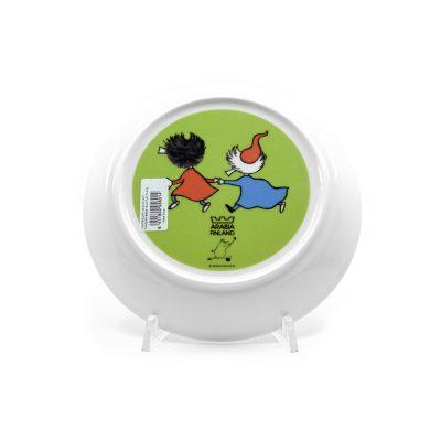 Moomin Plate Thingumy and Bob 2-sided