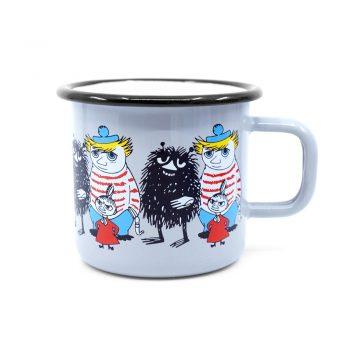 Moomin Mug Muurla Friends Grey
