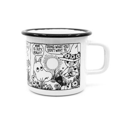 Moomin Mug Muurla Moomin Shop Tove 100 #3