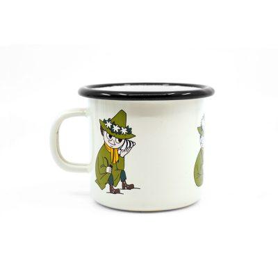 Moomin Mug Muurla Retro Snufkin Cream 250ml