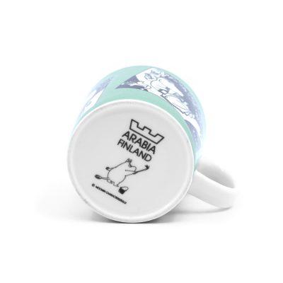 Moomin Mug Green