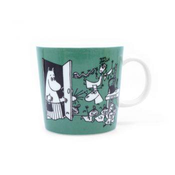 Moomin Mug Drawing