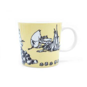 Moomin Mug Yellow